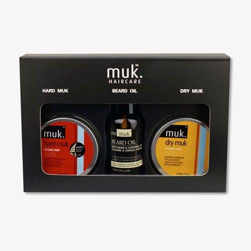 Muk Gents Grooming Matte Gift Pack