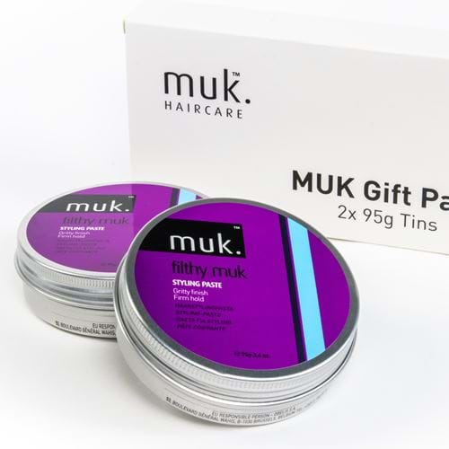 Filthy Muk Twin Gift Pack 2x 95g Tins