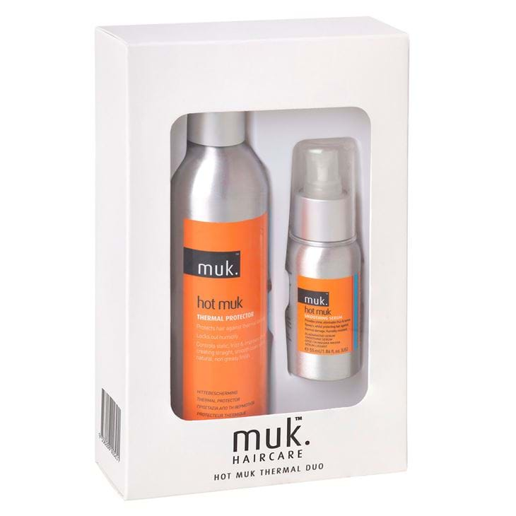 Hot Muk Serum & Thermal Protector Gift Pack