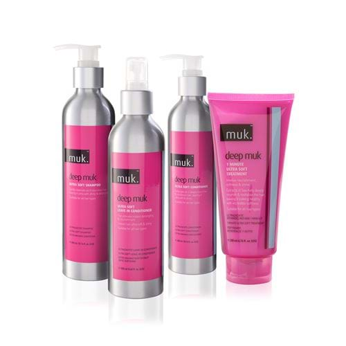 Deep Muk Ultra Soft Care System (4x Products)