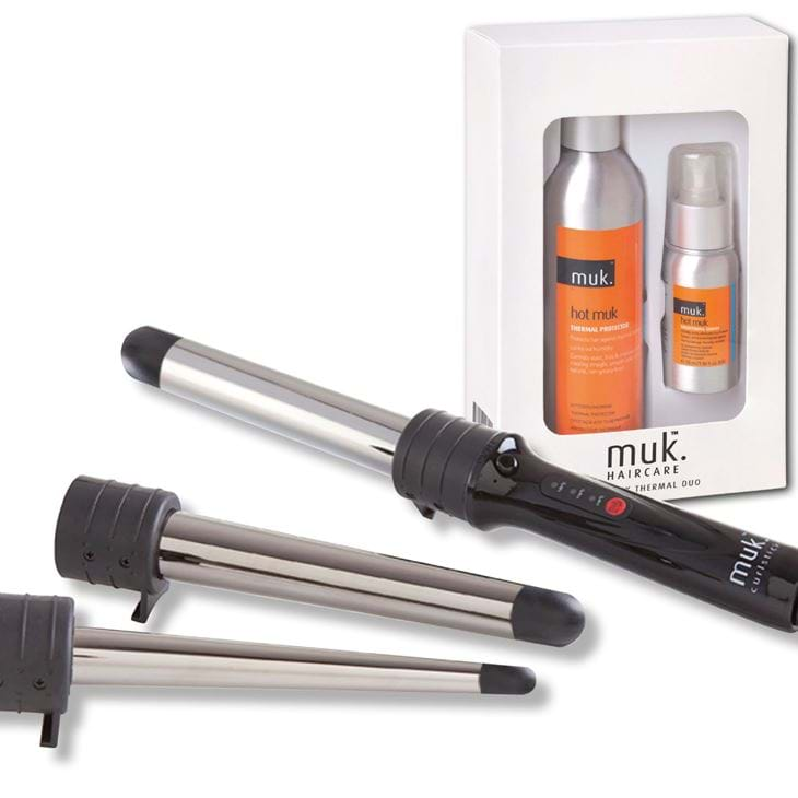Muk Curl Wand with FREE Hot Muk Duo worth £23.50