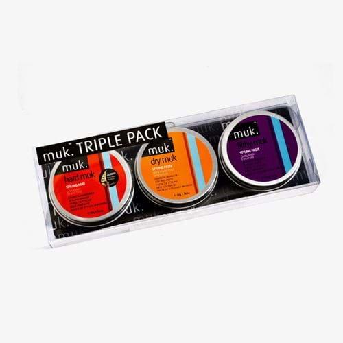 Muk Matte Triple Gift Pack