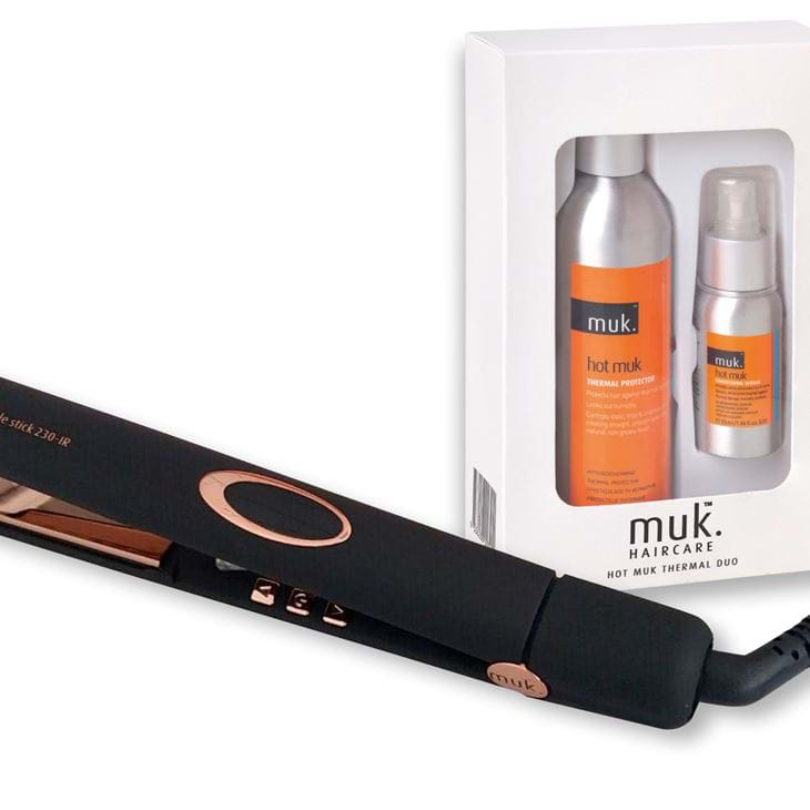 Rose Gold Limited Edition Muk Style Stick & Hot Pack