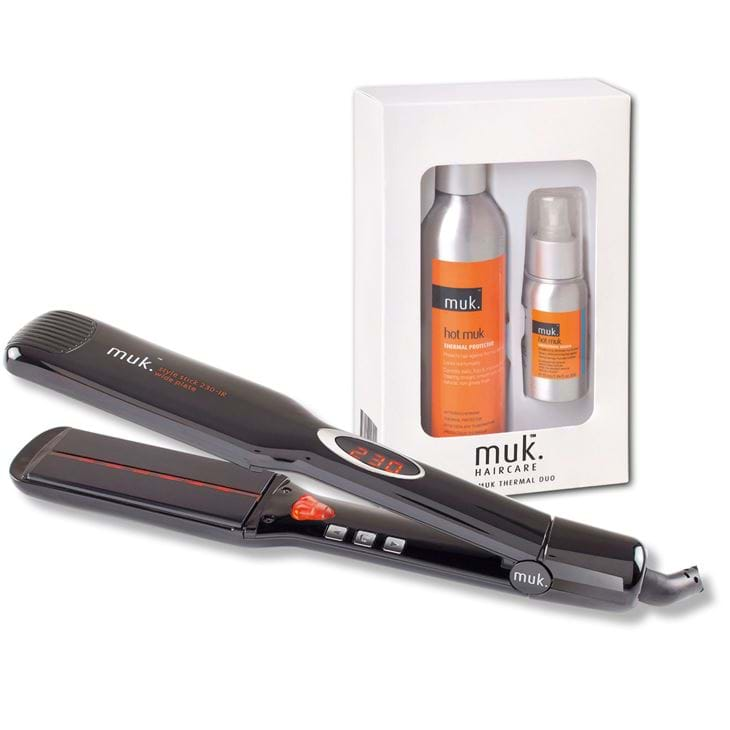 Muk  Wide Plate 230IR Style Stick with FREE Hot Muk Duo worth £23.50